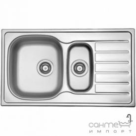 Кухонная мойка Ukinox Hypnos 860.500 15 GT 8K P н/с полированная оборотная