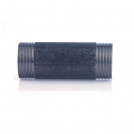 """Різьблення чорне 1/2"""" 150 мм Н"""