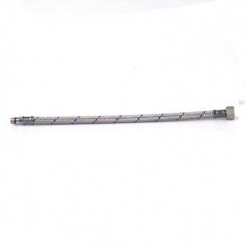 """Гибкий шланг 1/8x1/2"""" НВ L=35 см для смесителей длин. игла"""