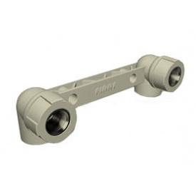 """Комплект для підключення змішувача PP-R 20 мм x 1/2"""" сірий"""