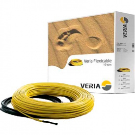 Нагрівальний кабель електричний Veria Flexicable 20 L=70 м
