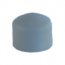 Заглушка PP-R 50 мм сіра