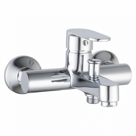 LESNA смеситель для ванны хром 35 мм IMPRESE 10070
