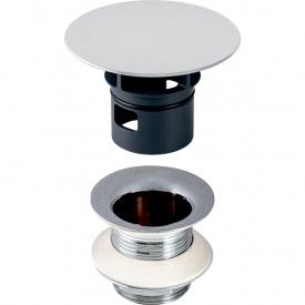 Донный клапан Geberit iCon Square без возможности перекрытия слива 8 см 152.080.21.1
