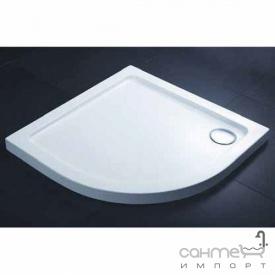 Полукруглый душевой поддон Devit Comfort 90x90x5.5 FTR1123