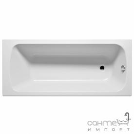 Прямоугольная акриловая ванна 170x75 Devit Comfort 17075123