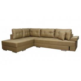 Угловой диван Garnitur.plus Палермо Элит Бежевый 295 см