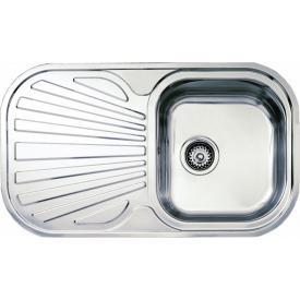 Кухонная мойка Teka STYLO 1B 1D микротекстура (10107043)