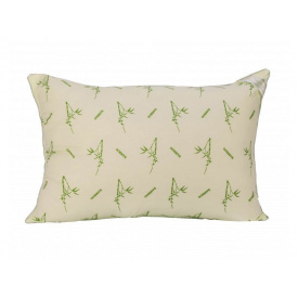 Подушка Бамбук Leleka-Textile 50x70 см Светло-зеленый (1005592)