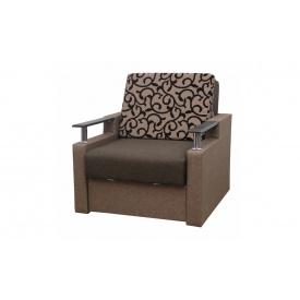 Кресло Garnitur.plus Микс 100 см Коричневый