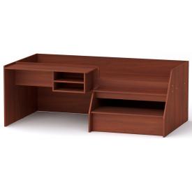 Кровать-чердак Универсал-3 Компанит Яблоня