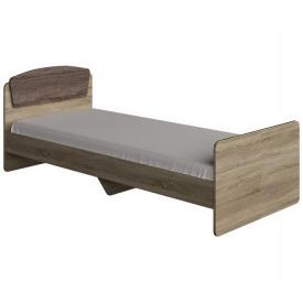 Кровать Эверест Астория-2 80 х 190 сонома комби