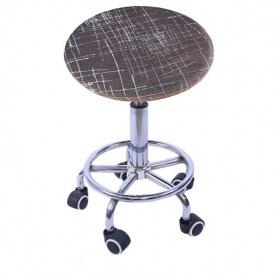 Чехол на табурет с круглым сиденьем Supretto (5870)