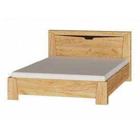 Кровать двуспальная Эверест Либерти-1600 Крафт золотой
