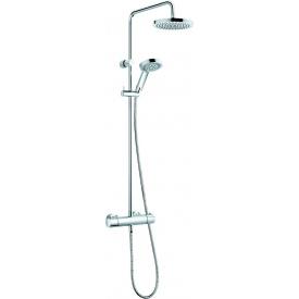 Душевая система Kludi Dual Shower A-QA (660950500)