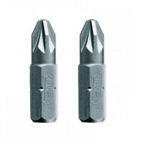 Набор бит STANLEY односторонняя, Pz3, 25 мм, 2 шт (STA61042)