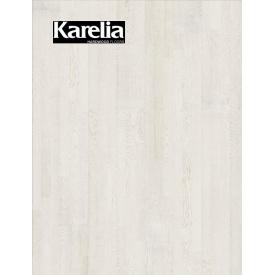 Трехполосная паркетная доска Karelia ДУБ SUGAR 3S