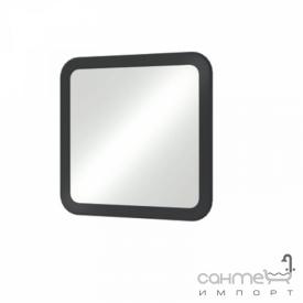 Зеркало в раме Mirater Sacramento 60 белое