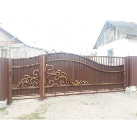 Ворота ковані ПП Брама Класика