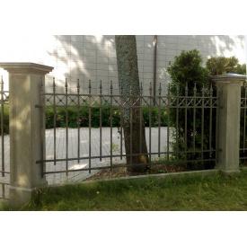 Забор кованый ЧП Брама Дора
