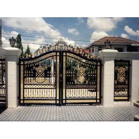 Ворота ковані ПП Брама Тара