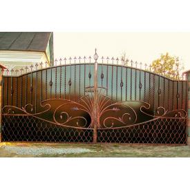 Ворота ковані ПП Брама Віниця