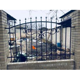 Забор кованый ЧП Брама Пелагия