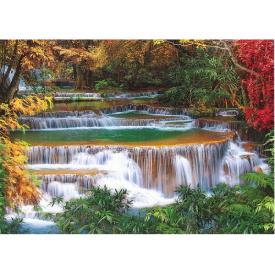 Фотообои Престиж Осенний водопад №17