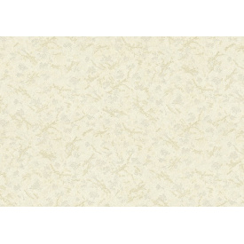 Шпалери рулонні вінілові шовкографія LS Софі молочно-золотисті ЕШТ7-1210 1,06х10,05 м