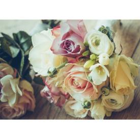 Фотообои Престиж Букет невесты №46
