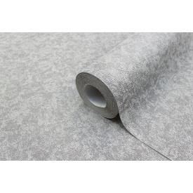 Коричневі шпалери для залу однотонні флізелінові LS Малена Стіна ДХН-1495/6 1,06х10,05 м