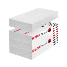 Пенопласт Hirsch (8кг ) 1000x500x50 (12шт/уп )