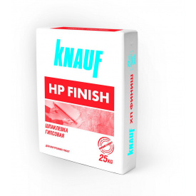 Шпаклевка финишная НР Финиш Knauf 25 кг