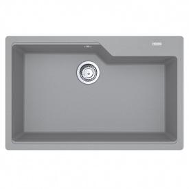 Мойка с сифоном гранит UBG 610-78 серый камень Franke 114.0574.962