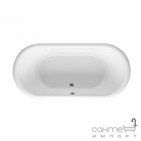 Акриловая ванна овальная Riho Seth BB2200500000000