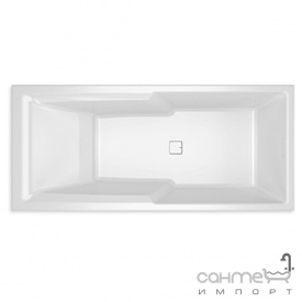 Акриловая ванна с панелью Riho Still Shower Elite L 180x80 (левосторонняя) BD1800500000000
