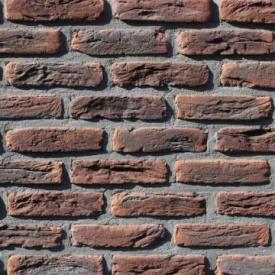 Фасадна плитка Loft Brick МФ 50 Карбон