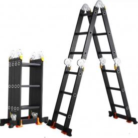 Лестница-трансформер GTM KMP404A 1,17-4,6 м (39136)