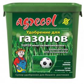 Удобрение для газонов Agrecol 30251 20-5-9.4