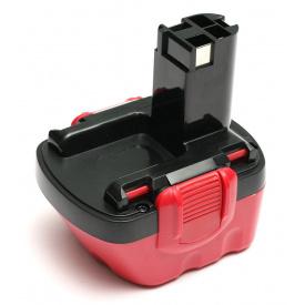 Аккумулятор PowerPlant для шуруповертов и электроинструментов BOSCH GD-BOS-12(A), 12 V, 1.5 Ah, NICD (DV00PT0030)