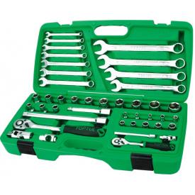 Набор инструмента комбинированный TOPTUL GAAI4201
