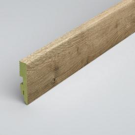 Плинтус напольный Classen Green Prestige 80 MDF L3882 Vanda Oak