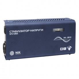 Стабилизаторы напряжения NIK STV-01М