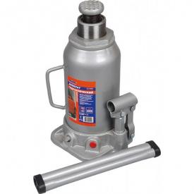 Домкрат гидравлический бутылочный Miol 15 т, 230-460 мм (80-070)