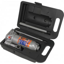 Домкрат гидравлический бутылочный в ящике Miol 5 т, 216-413 мм (80-031)
