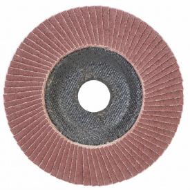 КРУГ ЛЕПЕСТКОВЫЙ ТОРЦЕВОЙ Т29 (КОНИЧЕСКИЙ) диаметр125ММ P120 SIGMA (9172661)