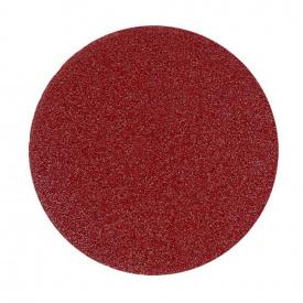 Шлифовальный круг без отверстий на липучке 10шт диаметр125мм зерно 100 Sigma (9121101)