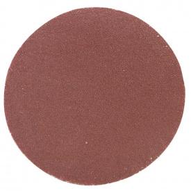 Шлифовальный круг без отверстий диаметр75мм P180 (10шт) SIGMA (9120691)