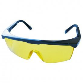 """Очки защитные """"anti-scratch"""" (желтые) Grad (9411555)"""