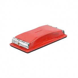 Блок шлифовальный (металлические зажимы) Sigma 100х210мм (9110021)